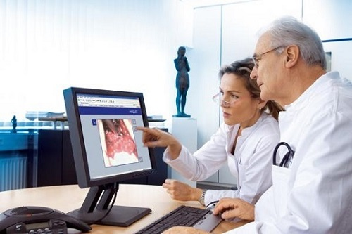 Telemedicine Telecardiology  Maquet supplied image 2