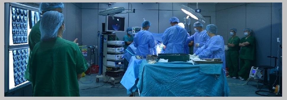 Hợp tác quốc tếPhẫu thuật nội soi khớp cùng Gs Pietro Tonino (Mỹ)